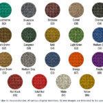 WaterHog Drainable Border – Color Swatch